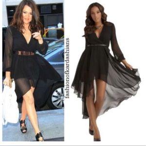 Kardashian Collection | High Low Dress | NWT